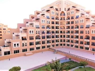 فلیٹ 1 غرفة نوم للايجار في جزيرة المرجان، رأس الخيمة - Lovely View of Swimming Pool! Great Community