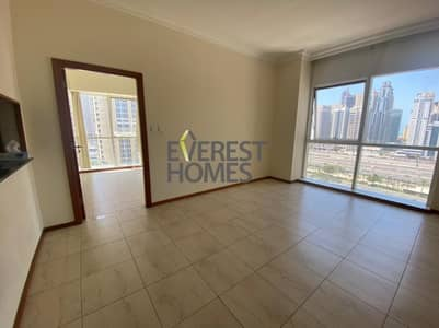 1 Bedroom Apartment for Rent in Jumeirah Lake Towers (JLT), Dubai - 1 bed room appartment with balcony near to metro 800sqft just43k