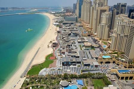 1 Bedroom Apartment for Rent in Jumeirah Beach Residence (JBR), Dubai - FULL SEA VIEW 1 B ED APARTMENT FOR RENT JUST LISTED