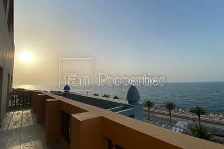 2 Bedroom Flat for Rent in Palm Jumeirah, Dubai - AMAZING SEA VIEW | SPACIOUS LAYOUT