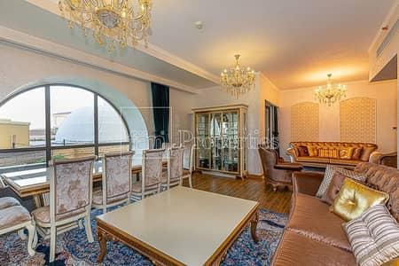 فلیٹ 3 غرف نوم للبيع في جميرا بيتش ريزيدنس، دبي - Fully Upgraded Spacious 3BR+M on Low Floor