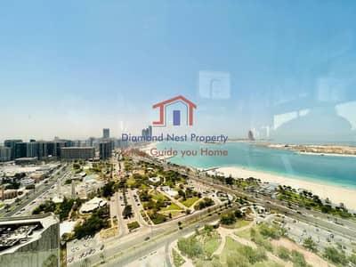 2 Bedroom Flat for Rent in Corniche Road, Abu Dhabi - Prestigious I 2 Bed I Parking I Pool Gym I Prime Location