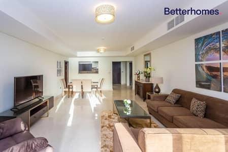 فلیٹ 2 غرفة نوم للايجار في نخلة جميرا، دبي - Fully furnished | Available now | 2 BR + Maid's