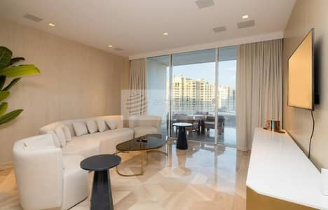 2 Bedroom Apartment for Sale in Palm Jumeirah, Dubai - Fully Furnished Apt | 2 BR | Large Space| Tenanted