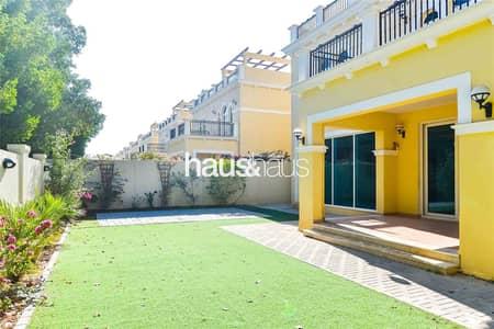 فیلا 4 غرف نوم للايجار في جميرا بارك، دبي - single row| amazing location | call me for details