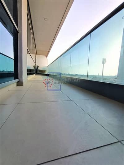 شقة 1 غرفة نوم للايجار في شارع الشيخ زايد، دبي - Brand New | Burj Views  | Wide and Large Balcony