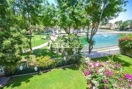 فیلا 2 غرفة نوم للبيع في الينابيع، دبي - Available | Park + Pool + Lake Views | Type 4E