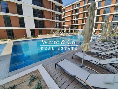 فلیٹ 1 غرفة نوم للبيع في دبي هيلز استيت، دبي - Handed Over | Vacant | Park and Mall Views
