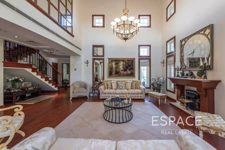 5 Bedroom Villa for Sale in Arabian Ranches, Dubai - Fully Upgraded with Award Winning Garden