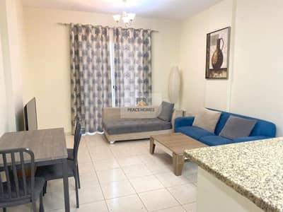 شقة 1 غرفة نوم للبيع في المدينة العالمية، دبي - شقة في الحي الإماراتي المدينة العالمية 1 غرف 330000 درهم - 5116670