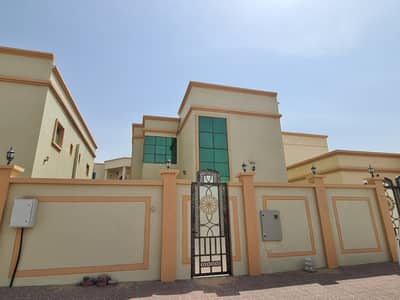 4 Bedroom Villa for Rent in Al Hamidiyah, Ajman - VILLA FOR RENT 4 BEDROOM HALL YEARLY 80,000/-AL RAQAIB AJMAN