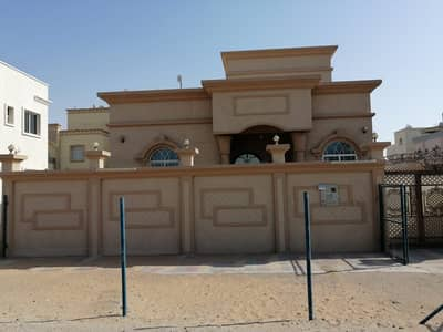 3 Bedroom Villa for Rent in Al Yasmeen, Ajman - A new super deluxe finished stone villa, the first inhabitant for rent at a special price
