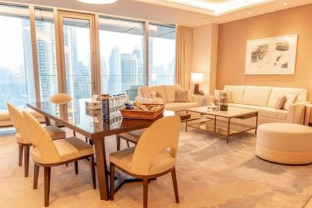 شقة 2 غرفة نوم للايجار في وسط مدينة دبي، دبي - BEAUTIFUL FULLY FURNISHED | AMAZING VIEW | DOWNTOWN