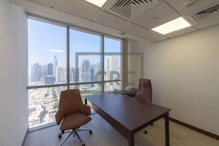 Office for Sale in Jumeirah Lake Towers (JLT), Dubai - Fully Furnished |Mid floor|DMCC license