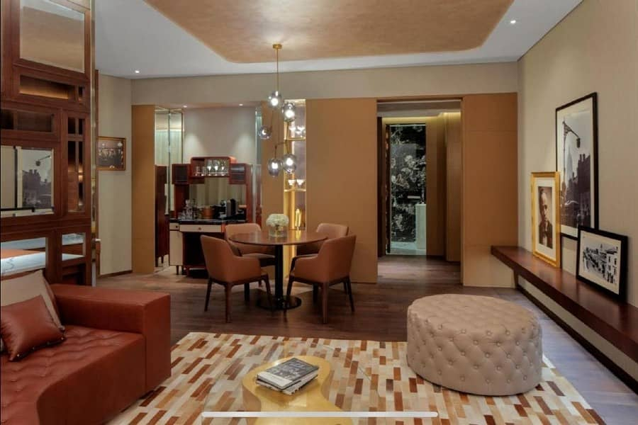 22 Paramount Luxurious fully furnished  Premium location  view on canal and to Burj khalifa