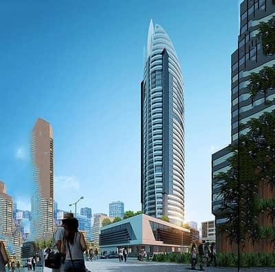 استوديو  للبيع في قرية جميرا الدائرية، دبي - شقة في برج O2 قرية جميرا الدائرية 427999 درهم - 4881167