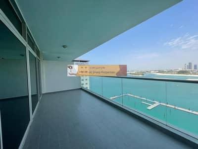 شقة 1 غرفة نوم للايجار في نخلة جميرا، دبي - Full Sea View / High floor / Large Balcony