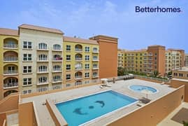 Best Price   Pool View   Spacious   Unfurnished