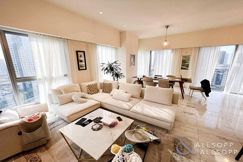 Large 1 Bedroom | Corner Unit | City View