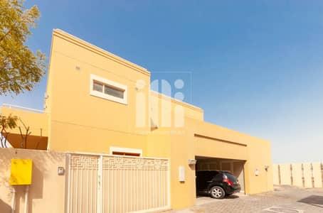 3 Bedroom Villa for Sale in Al Raha Gardens, Abu Dhabi - Big Layout Villa Type A Single Row