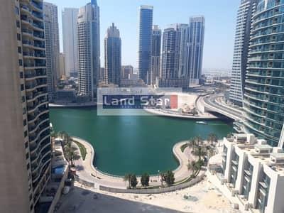 فلیٹ 2 غرفة نوم للايجار في دبي مارينا، دبي - HOT|READY TO MOVE|MARINA CANAL VIEW