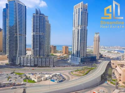 فلیٹ 3 غرف نوم للايجار في دبي مارينا، دبي - Full Marina View