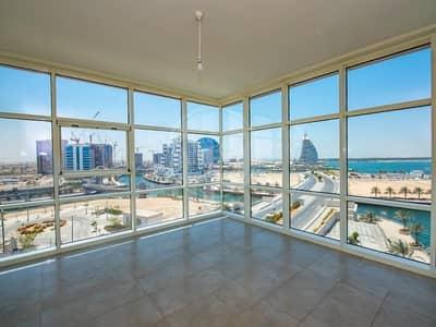 شقة 4 غرف نوم للايجار في شاطئ الراحة، أبوظبي - Excellent location | Full sea views | View today!