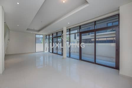 4 Bedroom Villa for Sale in DAMAC Hills (Akoya by DAMAC), Dubai - Upgraded TH   Single Row   4 Beds with Maids Room