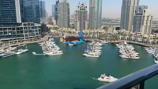 1 Bedroom Flat for Rent in Dubai Marina, Dubai - Marina View | Fully Furnished 1 BR | Chiller Free