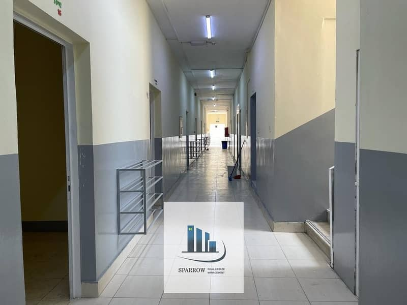 15 Staff accommodation for rent
