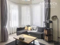 Unique | 3 Bed + Maid | Duplex Apartment