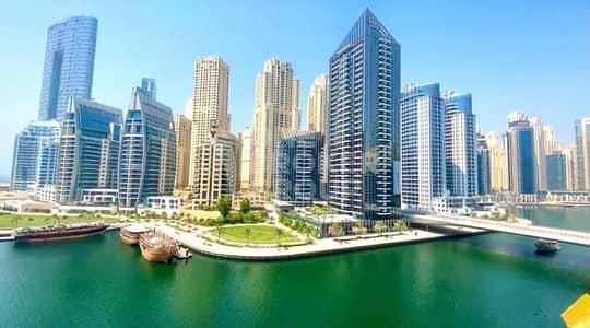 4 Bedroom Townhouse for Sale in Dubai Marina, Dubai - 4 BR Townhouse in Marina from developer