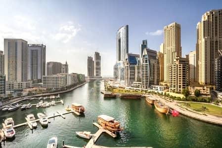 شقة 3 غرف نوم للبيع في دبي مارينا، دبي - 3BR +m from developer