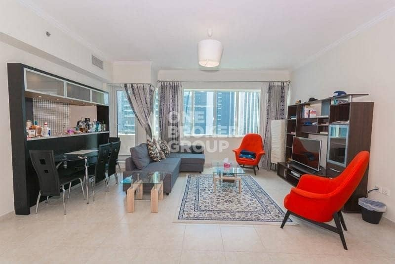 2 Furnished 2 BR + Study   Rented on Transfer  