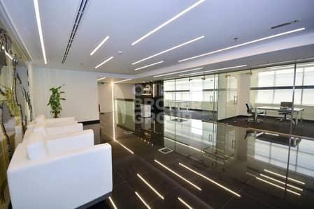 طابق تجاري  للبيع في أبراج بحيرات الجميرا، دبي - Great Deal - Highly Fitted - Full Floor