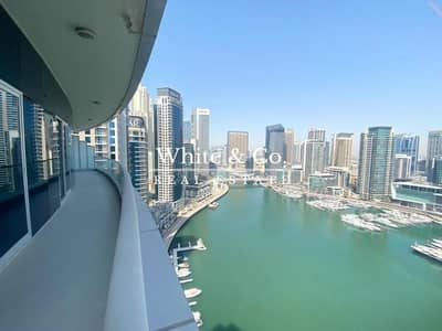 بنتهاوس 2 غرفة نوم للبيع في دبي مارينا، دبي - Penthouse - Full Marina Views - Large Terrace