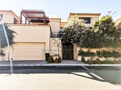 5 Bedroom Villa for Sale in Al Raha Golf Gardens, Abu Dhabi - Massive Villa 5BR+Maid |Private Swimming Pool .