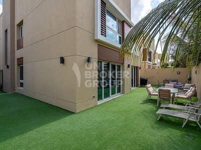 فیلا 4 غرف نوم للبيع في مجمع دبي للعلوم، دبي - Corner Plot | Type 4D3 | On The Pool/Park