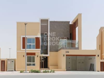 فیلا 4 غرف نوم للبيع في مجمع دبي للعلوم، دبي - Vastu Compliant  | 4D2 | Directly On The Park