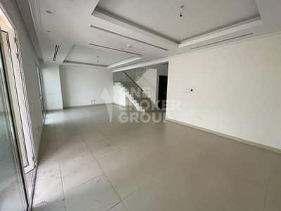 فیلا 4 غرف نوم للبيع في مجمع دبي للعلوم، دبي - Single Row | Type 4S1 | Vacant On Transfer