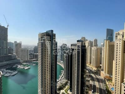 Fully Furnished I2BR High FloorI Full Marina view