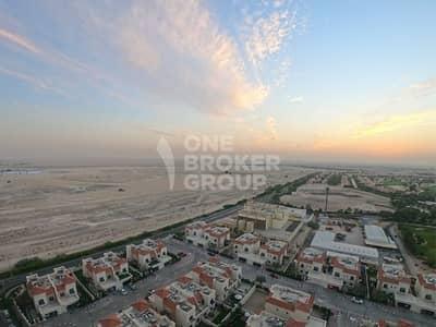 استوديو  للايجار في مدينة دبي الرياضية، دبي - Well Maintained   Exclusive Listing   Mid Floor