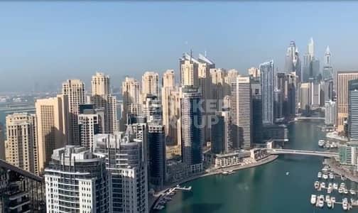 فلیٹ 3 غرف نوم للبيع في دبي مارينا، دبي - Waterfront | Large Layouts | 4Y Handover PP