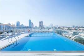 Bright 3BR + Maid Room l Sea View l J5, Al Sufouh