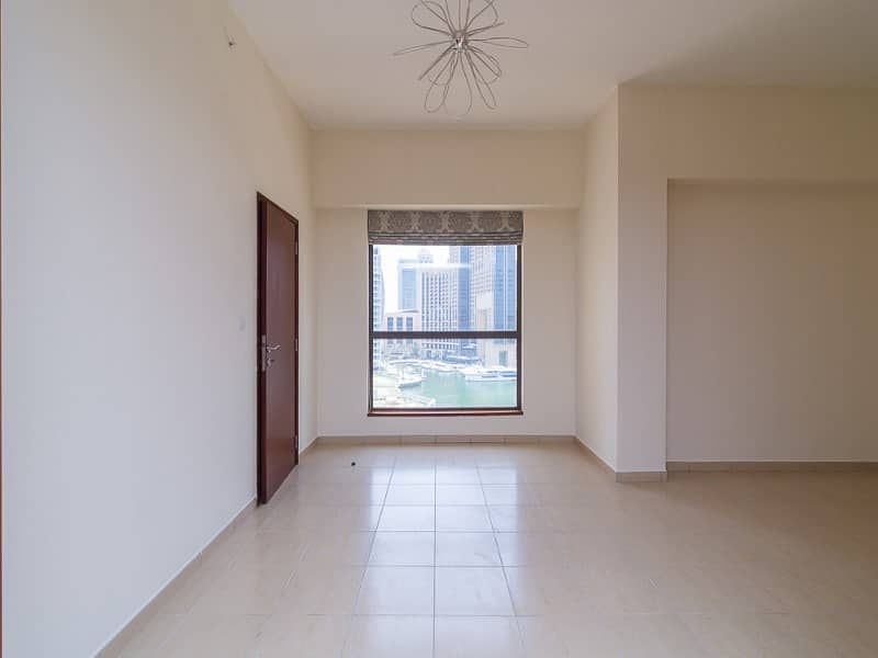 Vacant on Transfer | 3 Bed with Balcony | Sadaf 5