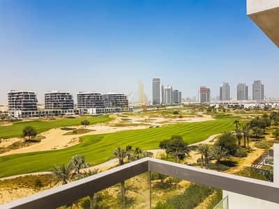 فلیٹ 2 غرفة نوم للبيع في داماك هيلز (أكويا من داماك)، دبي - Full Golf Course View | Corner Unit | Closed Kitchen | 2BR+M