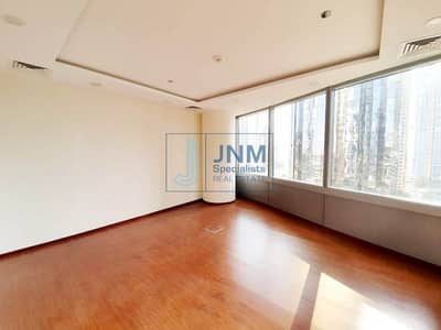 Office for Sale in Jumeirah Lake Towers (JLT), Dubai - Fitted and Partitioned Office | Lake View