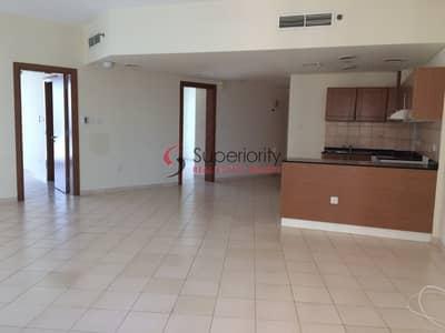 شقة 2 غرفة نوم للبيع في مدينة دبي للإنتاج، دبي - UNFURNISHED   RENTED   WITH 2 PARKINGS