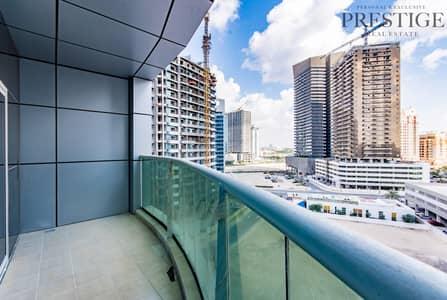 شقة 2 غرفة نوم للايجار في مدينة دبي الرياضية، دبي - Canal View | High Floor | New Building