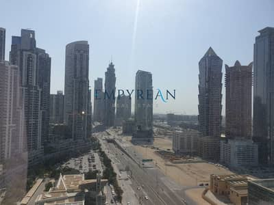 Studio for Sale in Business Bay, Dubai - High Floor | Studio converted in 1BR